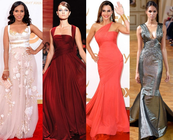Golden Globe Gown Predictions, Kerry Washington, Sofia Vergara