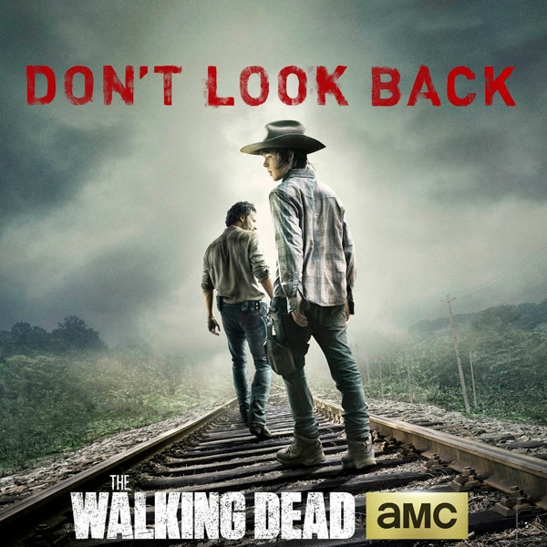 Walking Dead Key Art 2014