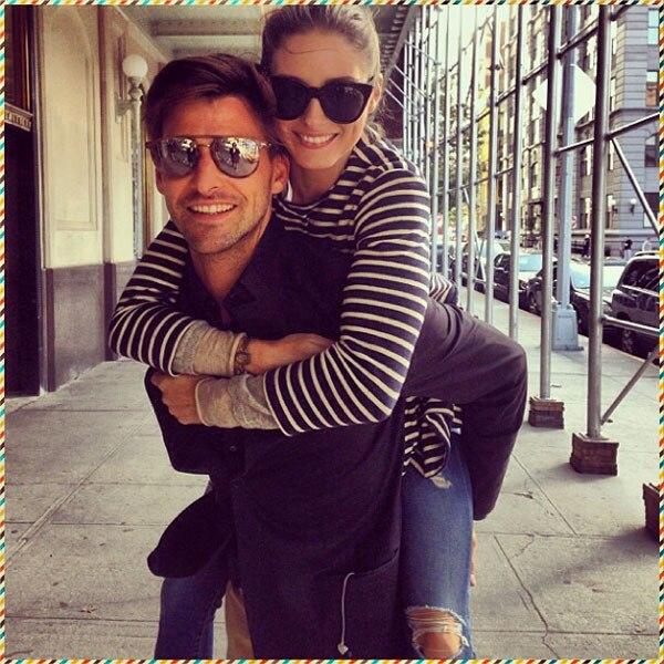 Johanne Shuebl, Olivia Palermo, Instagram
