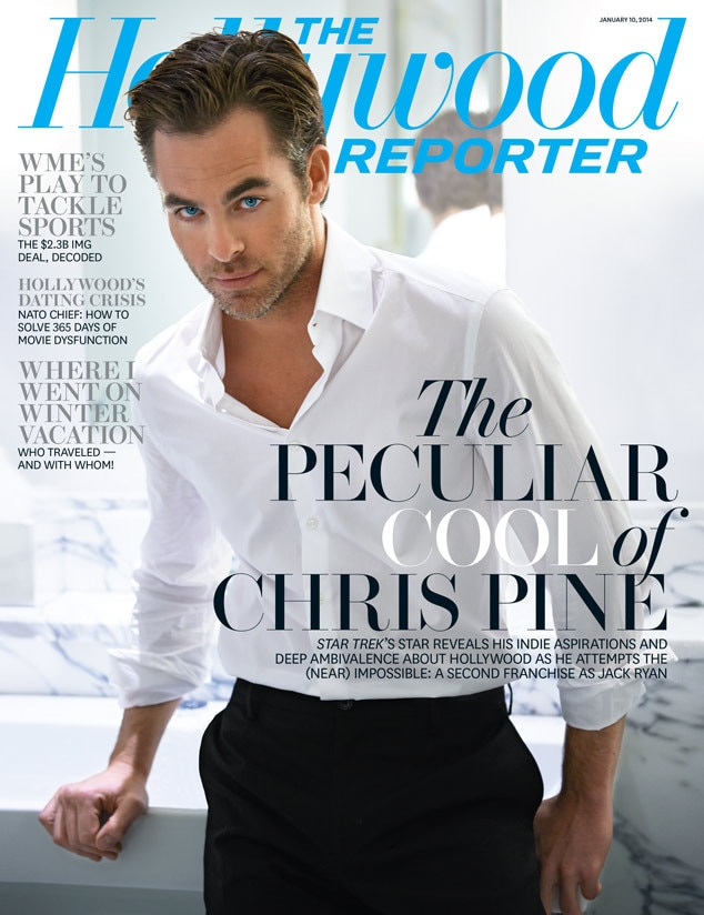 The Hollywood Reporter, Chris Pine