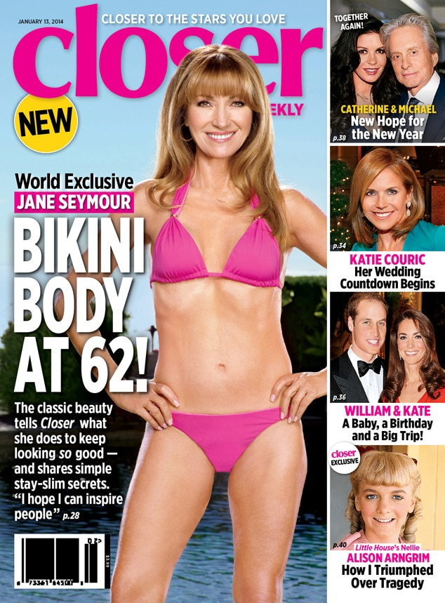 Jane Seymour, Closer, Bikini