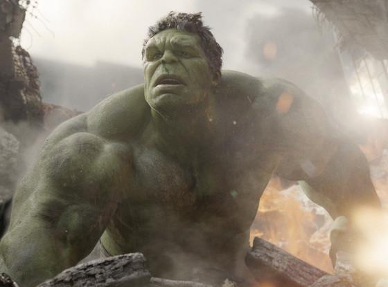The Avengers, Mark Ruffalo