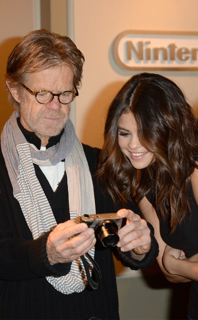 William H. Macy, Selena Gomez