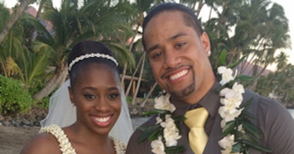 Total Divas Stars Trinity McCray And Jonathan Fatu Are