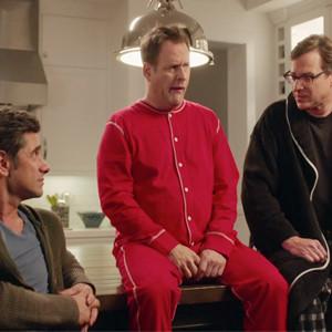John Stamos, Dave Coulier, Bob Saget