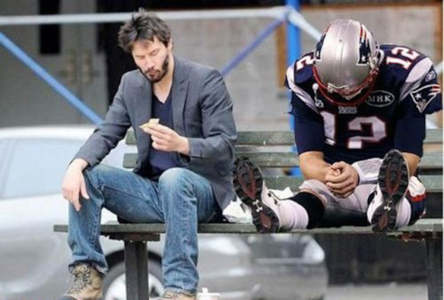Sad Tom Brady Meme