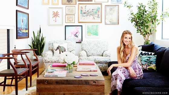 Whitney Port, Domaine Home