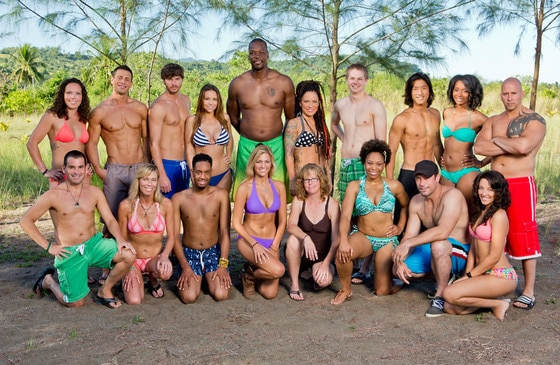 Survivor, Season 28 Cast