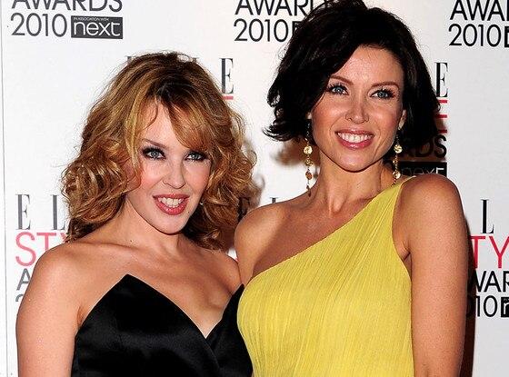 Kylie Minogue, Dannii Minogue