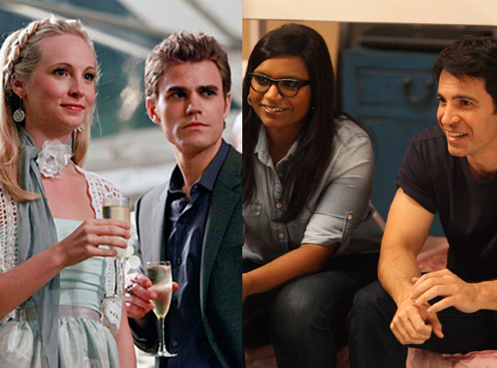 Vampire Diaries, The Mindy Project