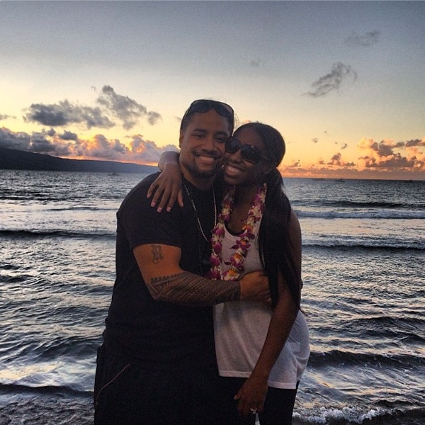 Jonathan Fatu, Trinity McCray, Total Divas Wedding