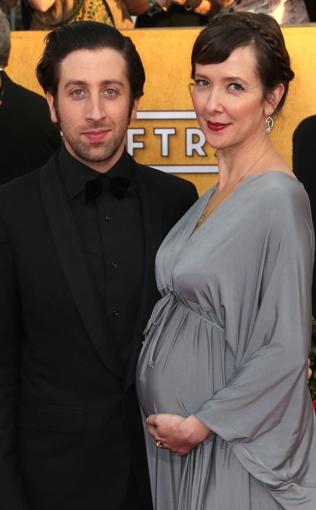 Big Bang Theory Star Simon Helberg and Director Wife ...