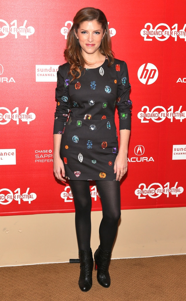 Anna Kendrick, Sundance