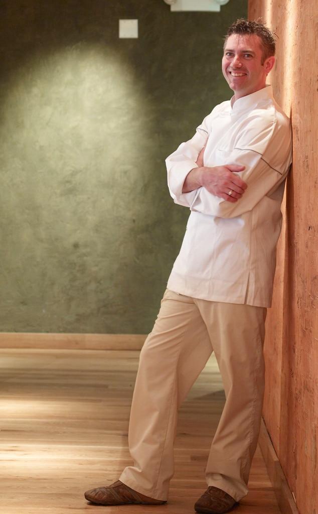Chef Pascal Lorange, Fig & Olive