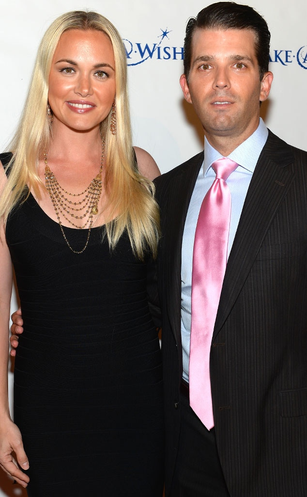 Vanessa Trump, Donald Trump Jr.