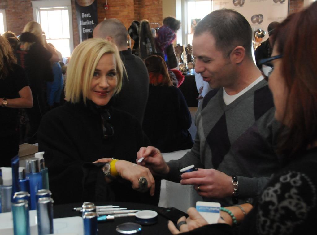 Patricia Arquette, Sundance