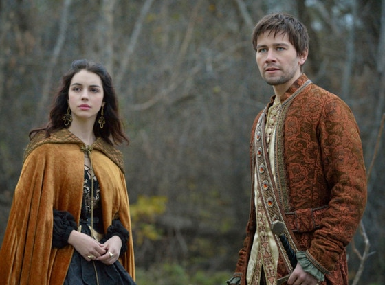 Torrance Coombs, Adelaide Kane, Reign