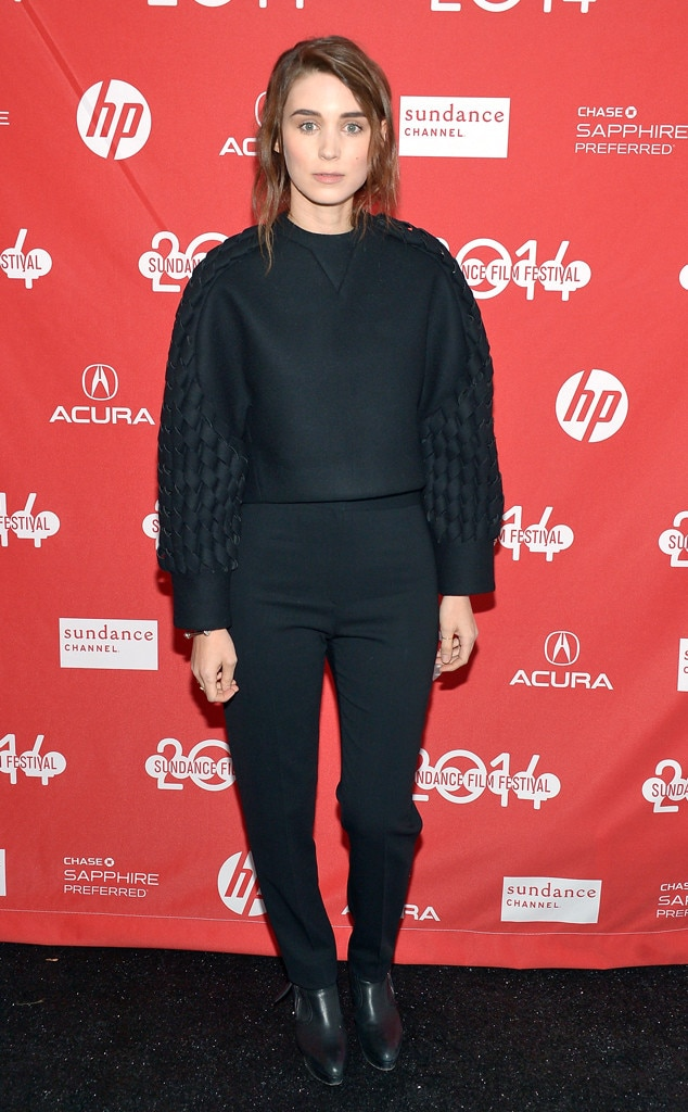 Rooney Mara, Sundance