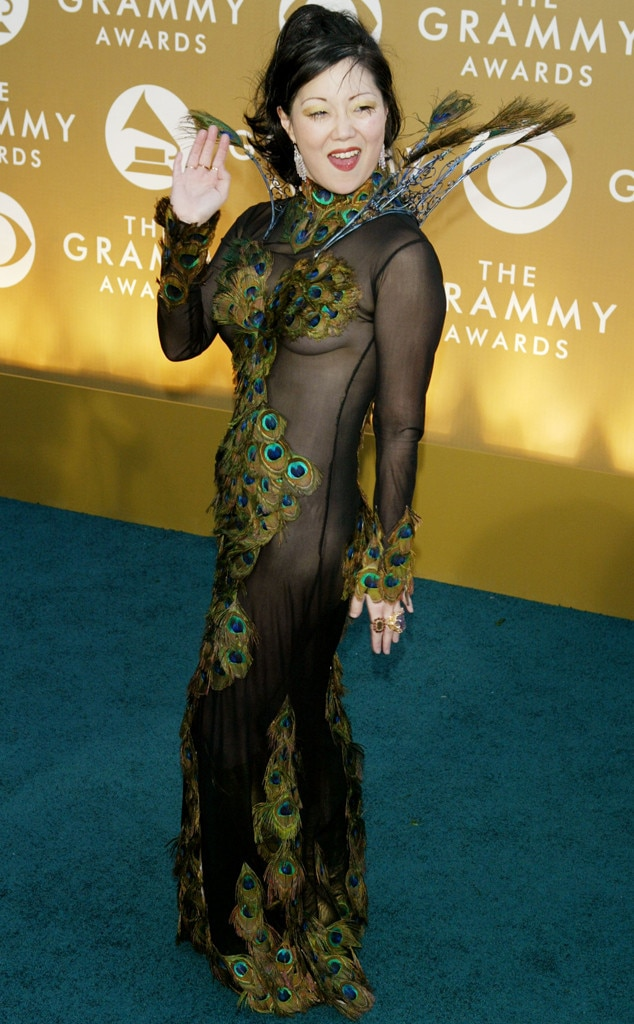 Margaret Cho, Risky Grammy Looks