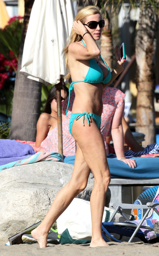 Opinion real housewives camille grammer bikini join