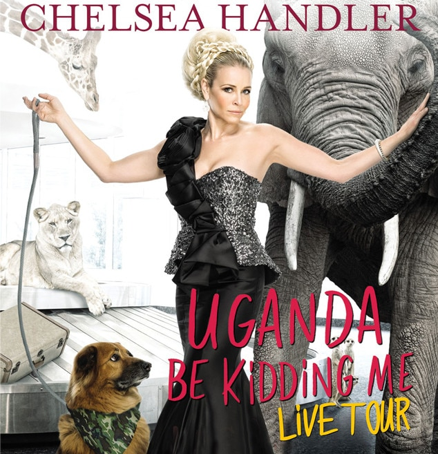 Chelsea Handler, Uganda Be Kidding Me