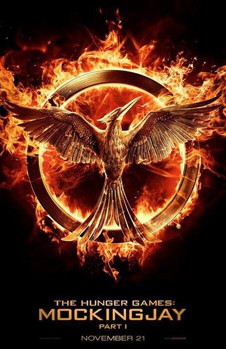 The Hunger Games, Mockingjay, Art