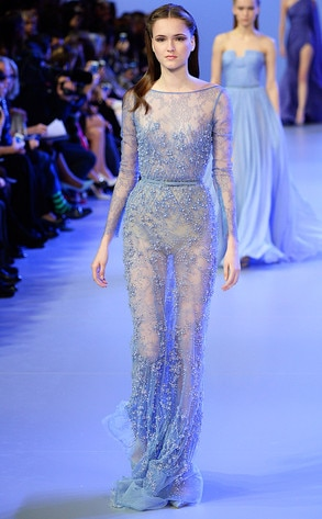 Elie Saab, Paris Fashion Week