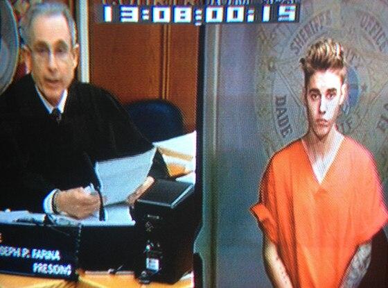 Justin Bieber Court