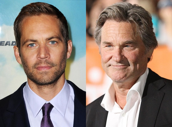 Paul Walker, Kurt Russell