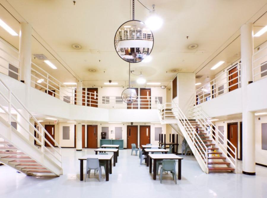 Justin Bieber, Mugshot, Turner Guilford Knight Correctional Center