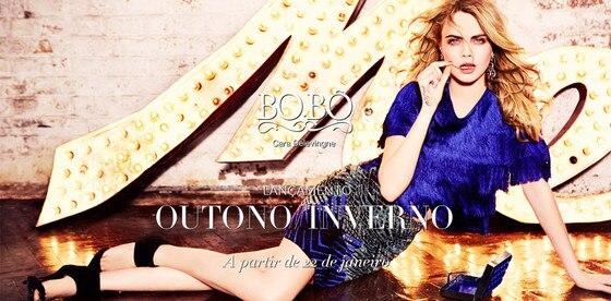 Cara Delevingne, BoBo Campaign