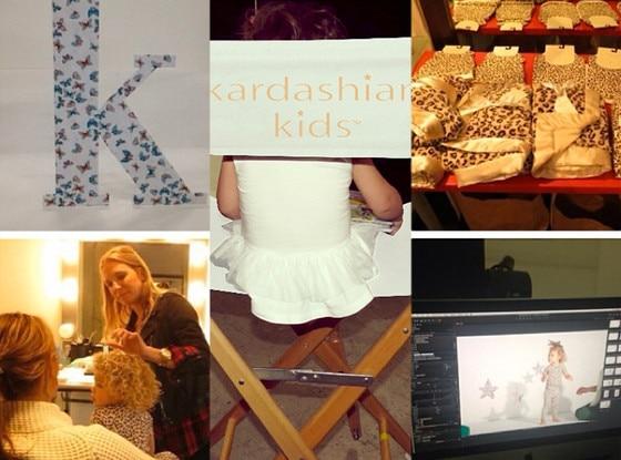 Kardashian Kids Line
