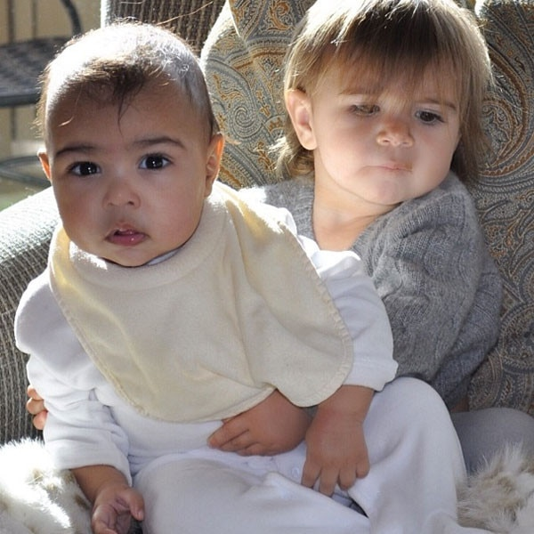 Penelope Disick, Nori, North West, Instagram
