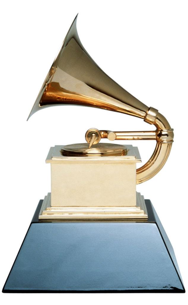 Grammy Statuette Statue