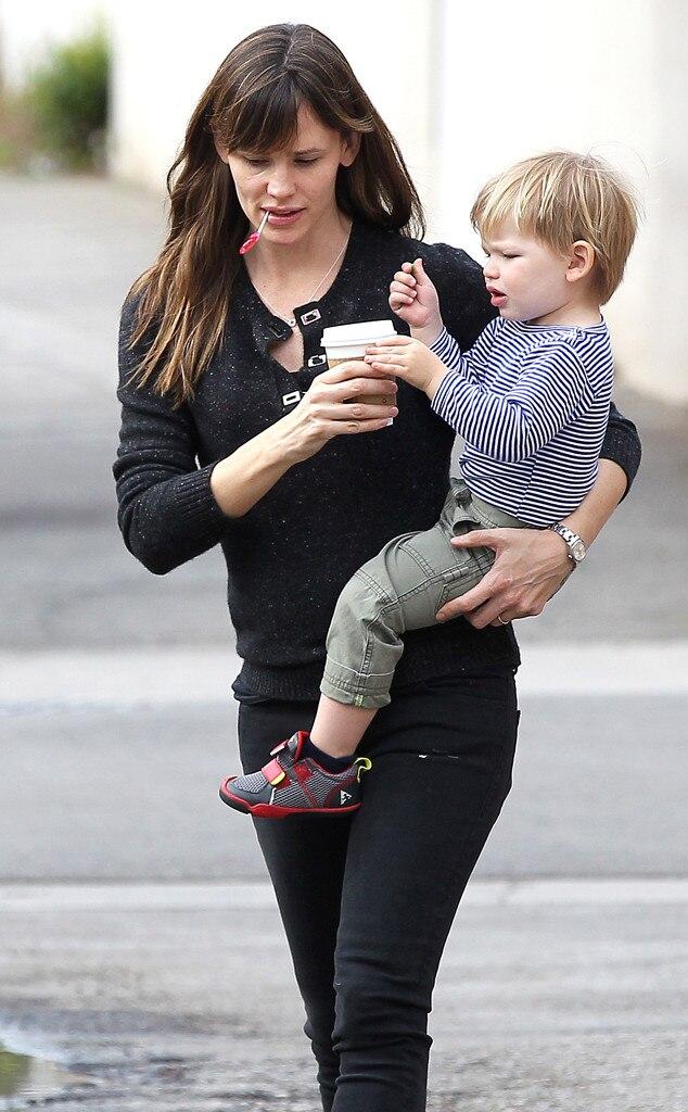 Jennifer Garner, Samuel