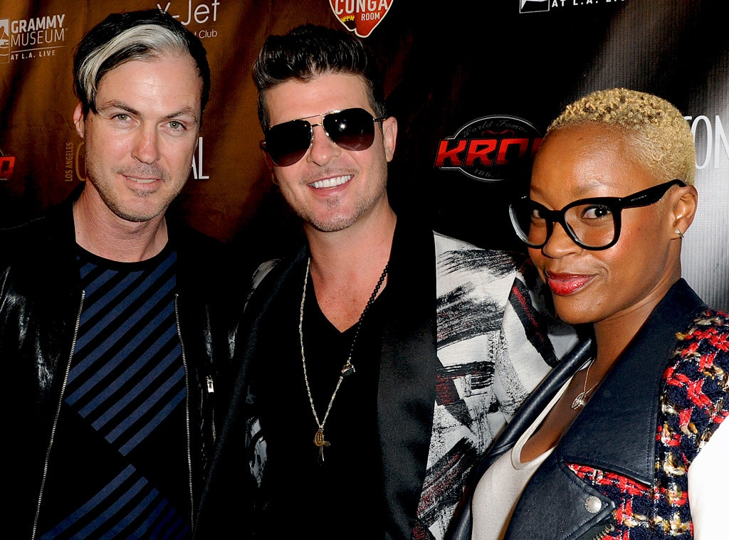 Robin Thicke, Fitz and the Tantrums