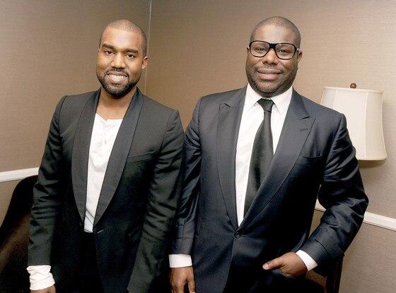 Kanye West, Steve McQueen