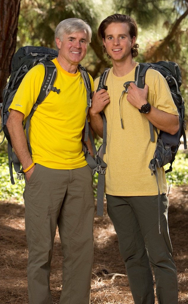 The Amazing Race, All Stars Cast