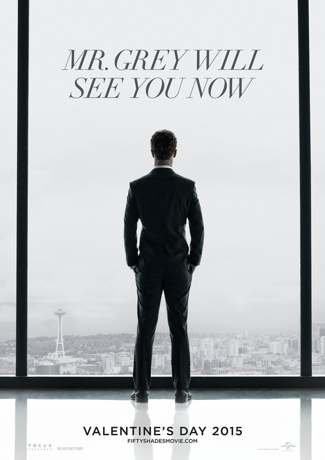 Fifty Shades Of Grey, Artwork, Jamie Dornan, Poster