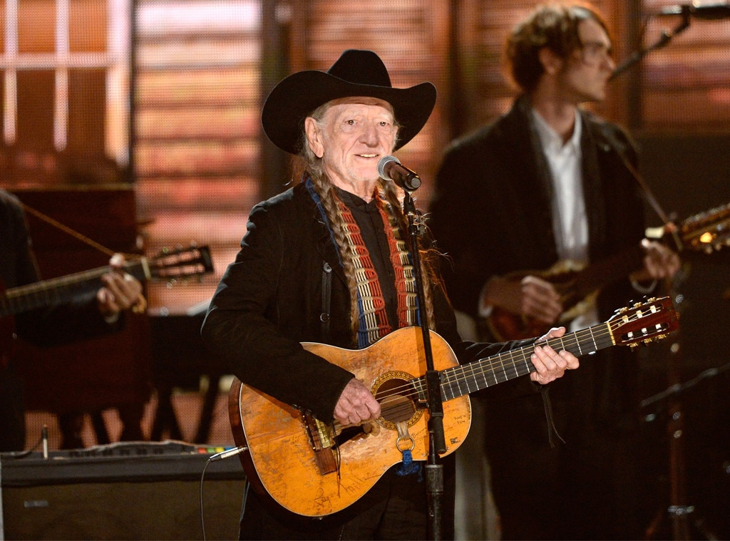 Willie Nelson, GRAMMYS 2014