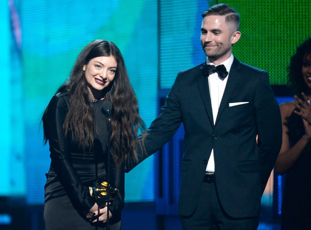 Joel Little, Lorde, Grammy Winners
