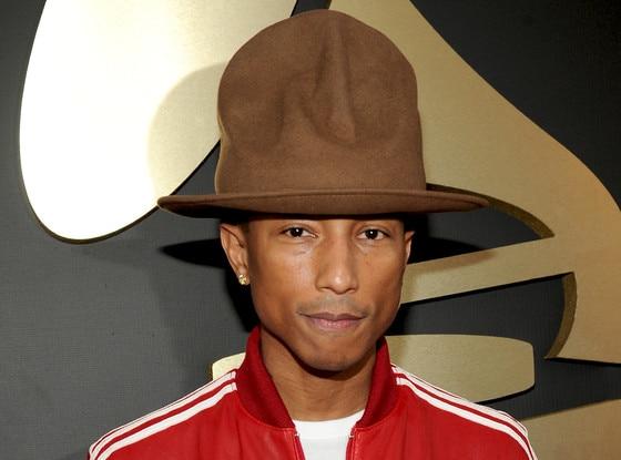 Pharrell Williams, 56th GRAMMY Awards