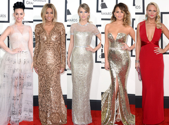 Best Dressed, Grammy Awards