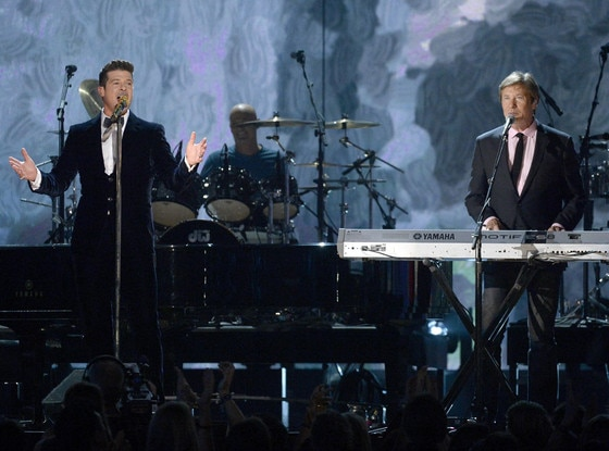 Robin Thicke, Chicago, Grammy Awards Show