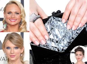 Miranda Lambert, Sarah Hyland, Taylor Swift