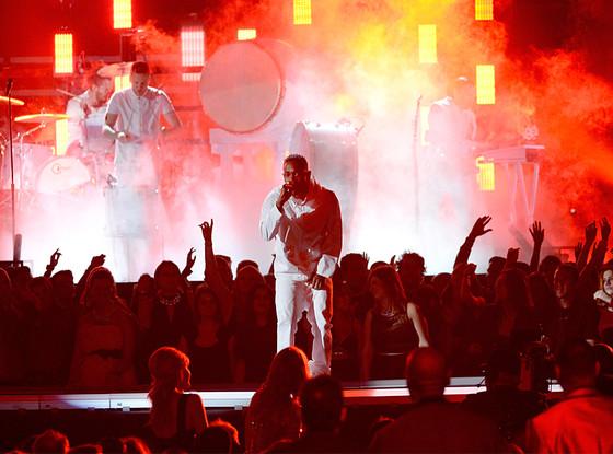 Kendrick Lamar, Imagine Dragons, GRAMMYS 2014