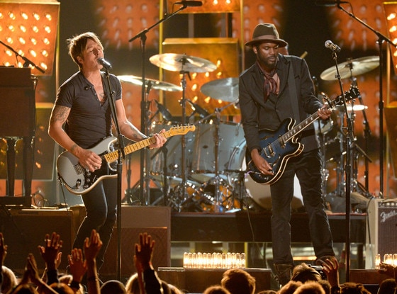 Keith Urban, Gary Clark Jr., Grammy
