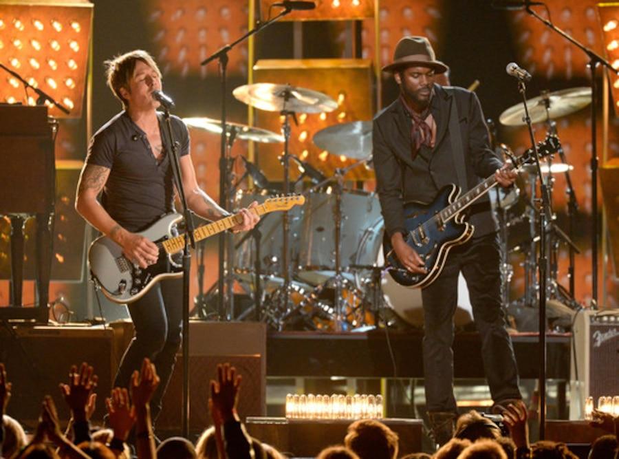 Keith Urban, Gary Clark Jr., Grammy