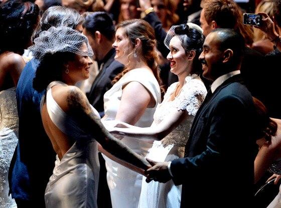 Wedding Vows, Grammy's