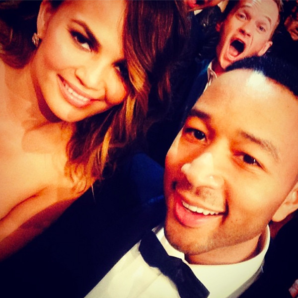 Chrissy Teigen, John Legend, Neil Patrick Harris, Instagram
